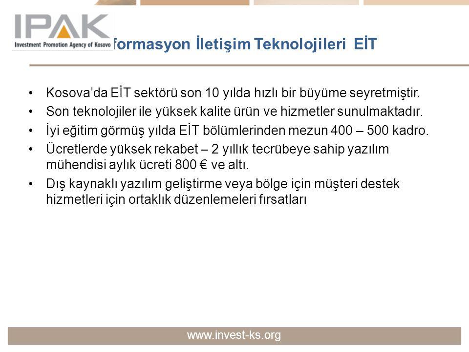 Enformasyon İletişim Teknolojileri EİT