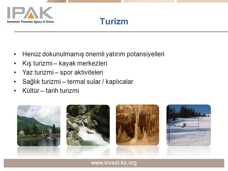 Turizm Henüz dokunulmamış önemli yatırım potansiyelleri