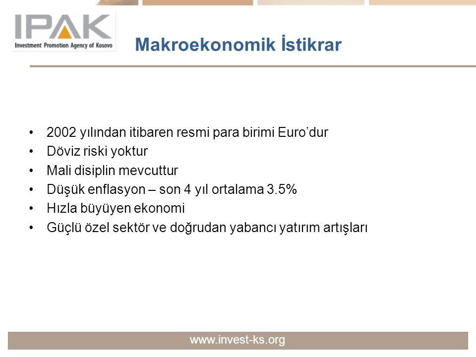 Makroekonomik İstikrar
