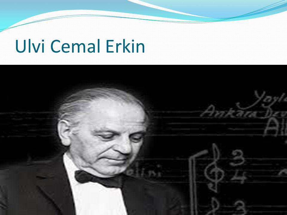 Ulvi Cemal Erkin