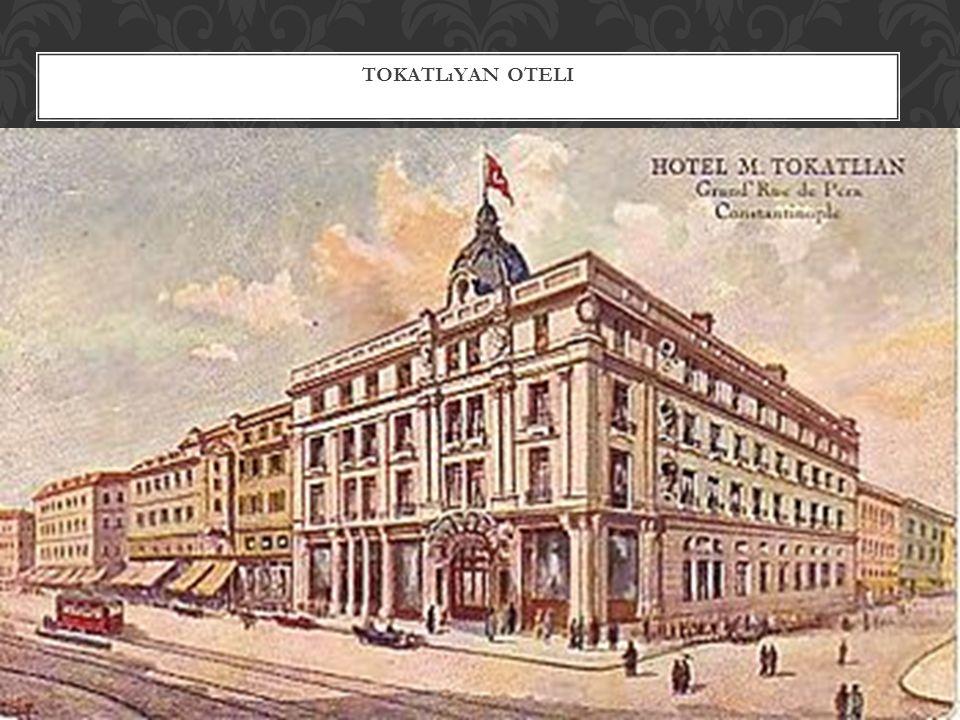 Tokatlıyan Oteli