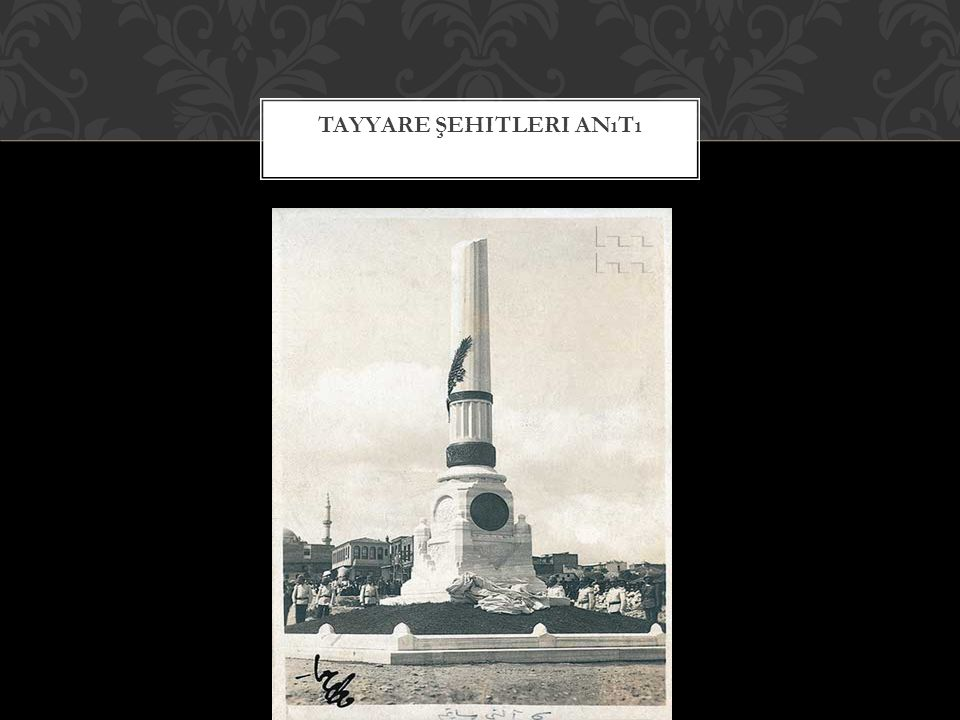Tayyare Şehitleri Anıtı