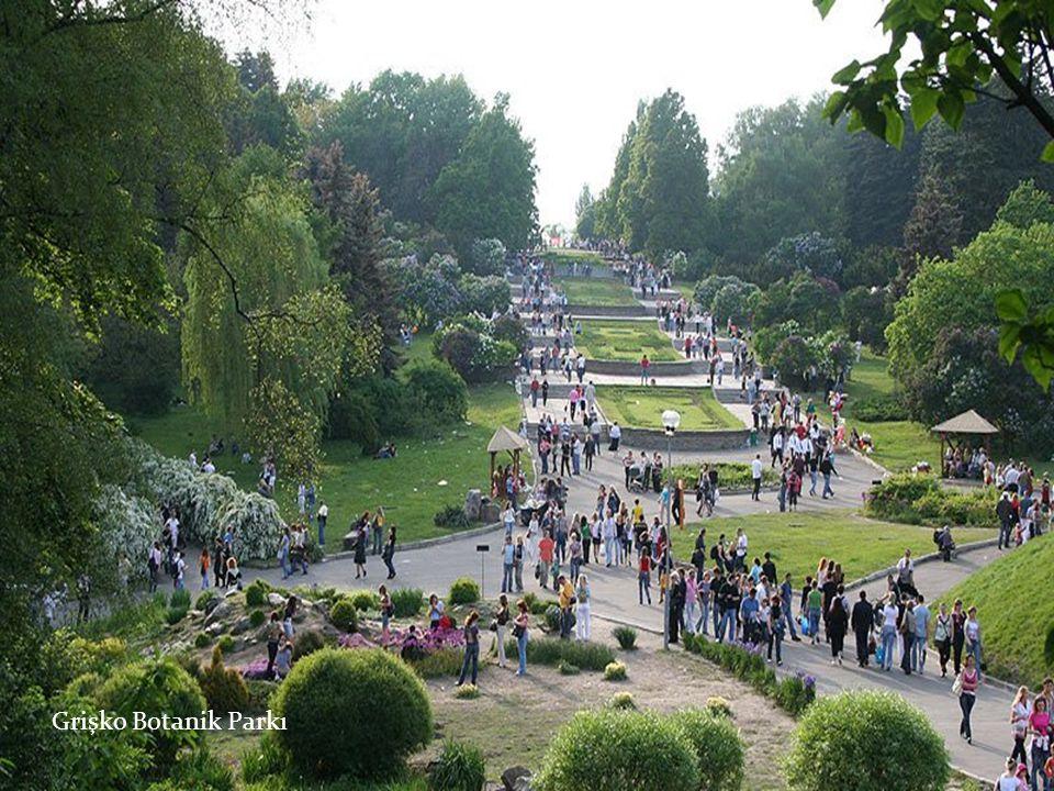 Grişko Botanik Parkı