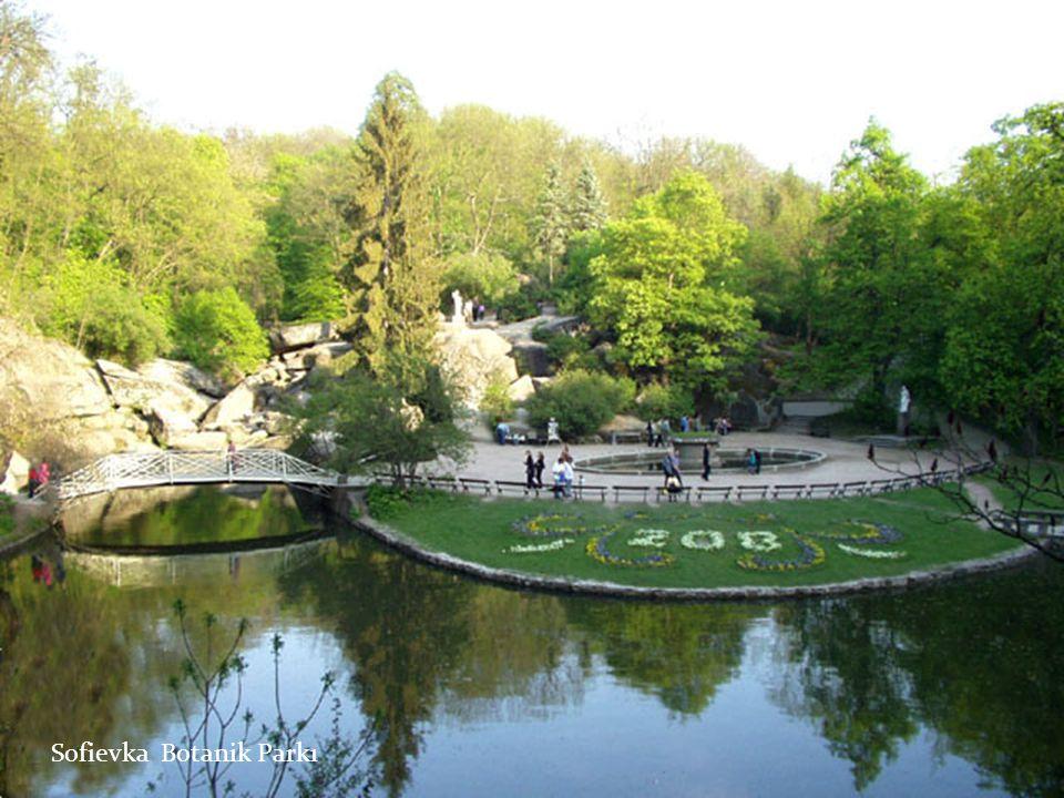 Sofievka Botanik Parkı