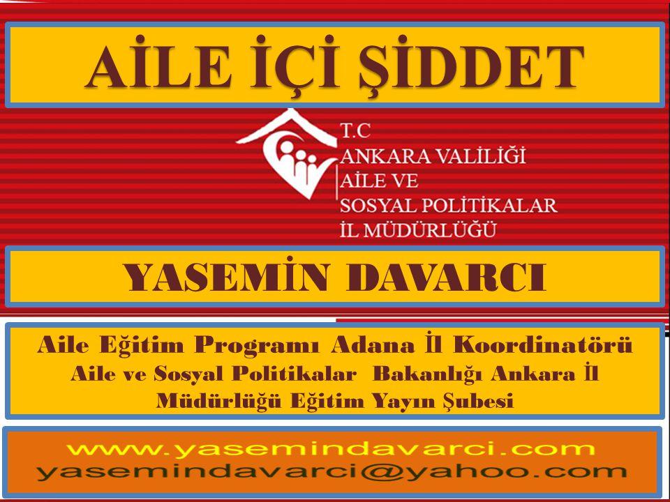 Aile Eğitim Programı Adana İl Koordinatörü