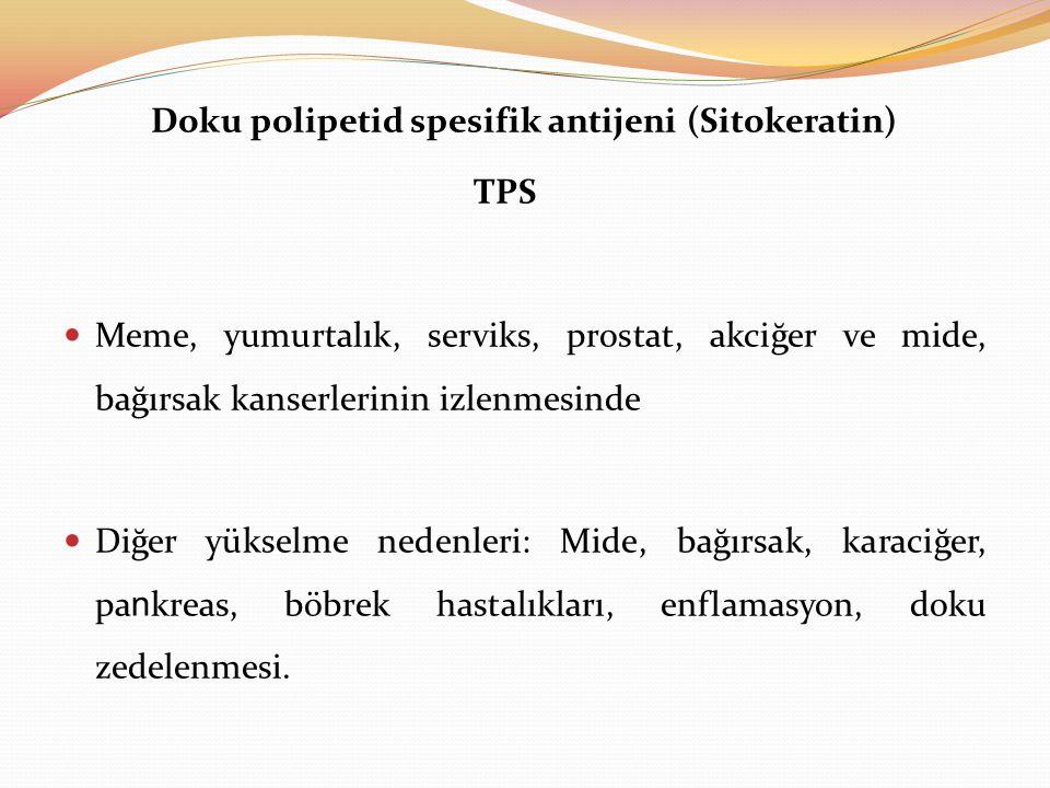 Doku polipetid spesifik antijeni (Sitokeratin)