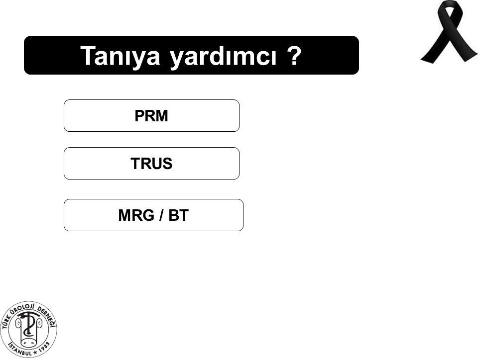 Tanıya yardımcı PRM TRUS MRG / BT