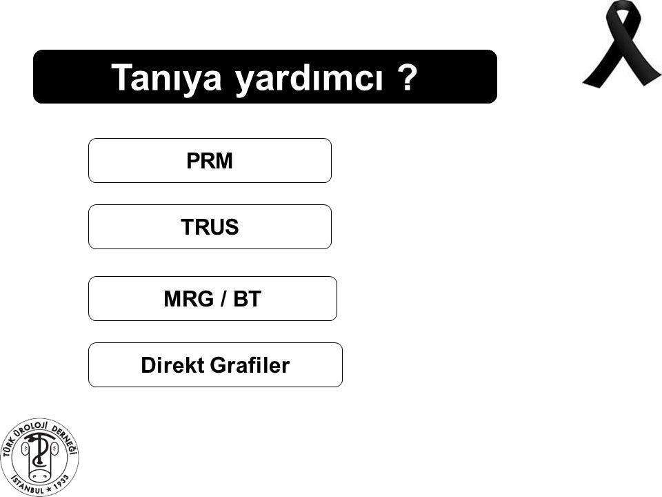 Tanıya yardımcı PRM TRUS MRG / BT Direkt Grafiler