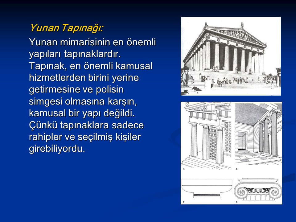 Yunan Tapınağı: