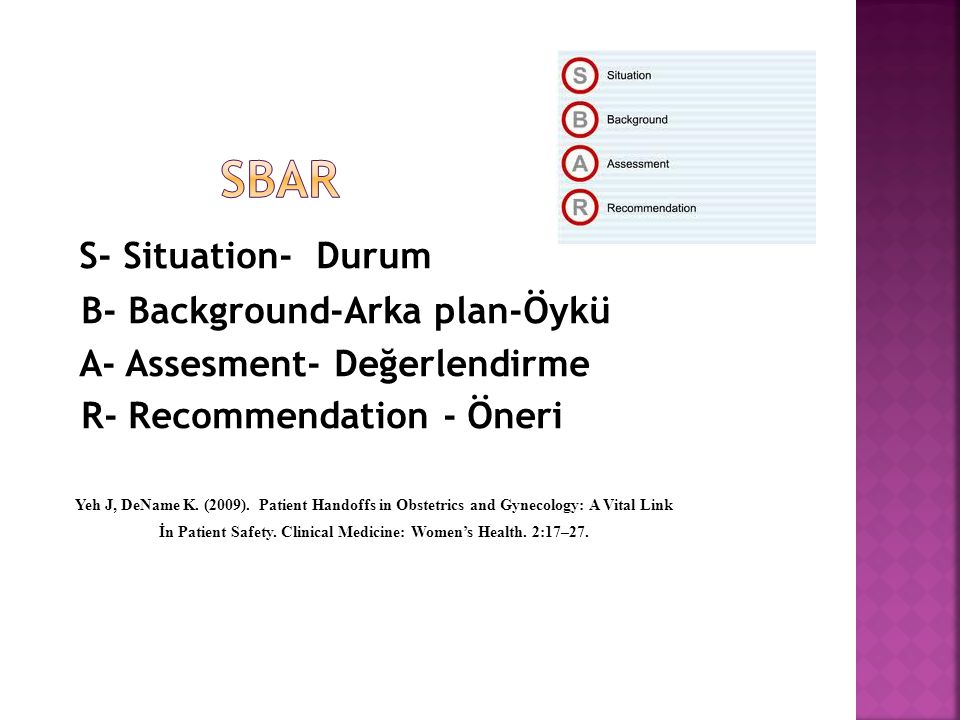 İn Patient Safety. Clinical Medicine: Women's Health. 2:17–27.