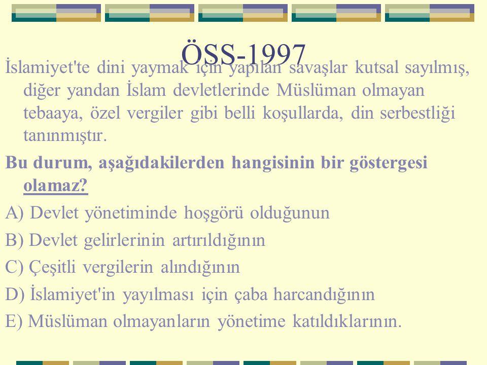 ÖSS-1997