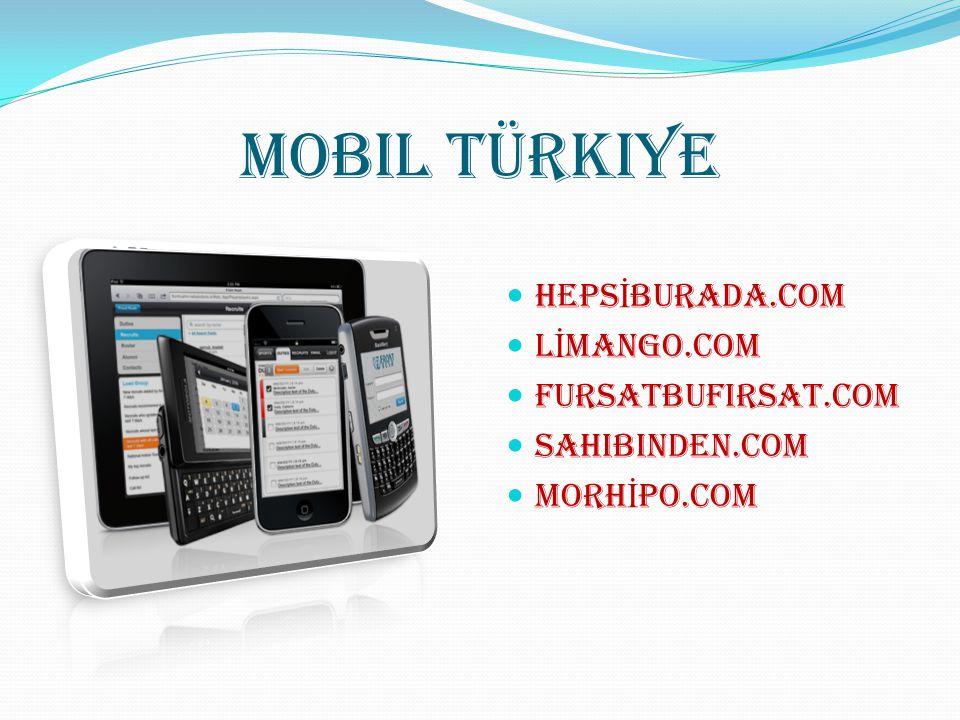 Mobil Türkiye HEPSİBURADA.com LİMANGO.com FURSATBUFIRSAT.com