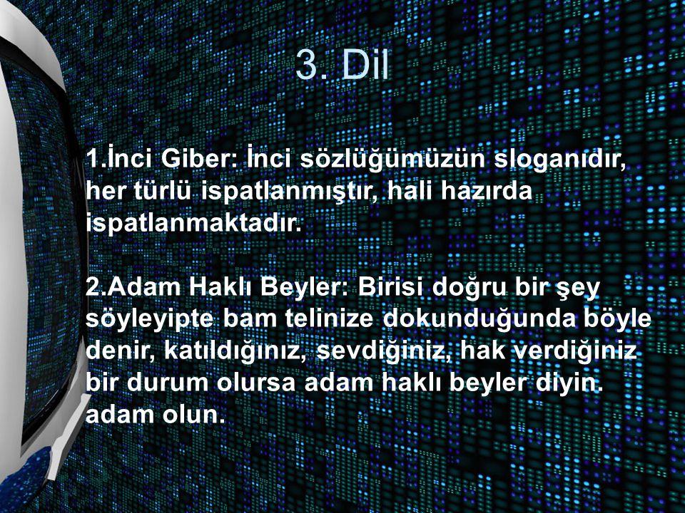3. Dil