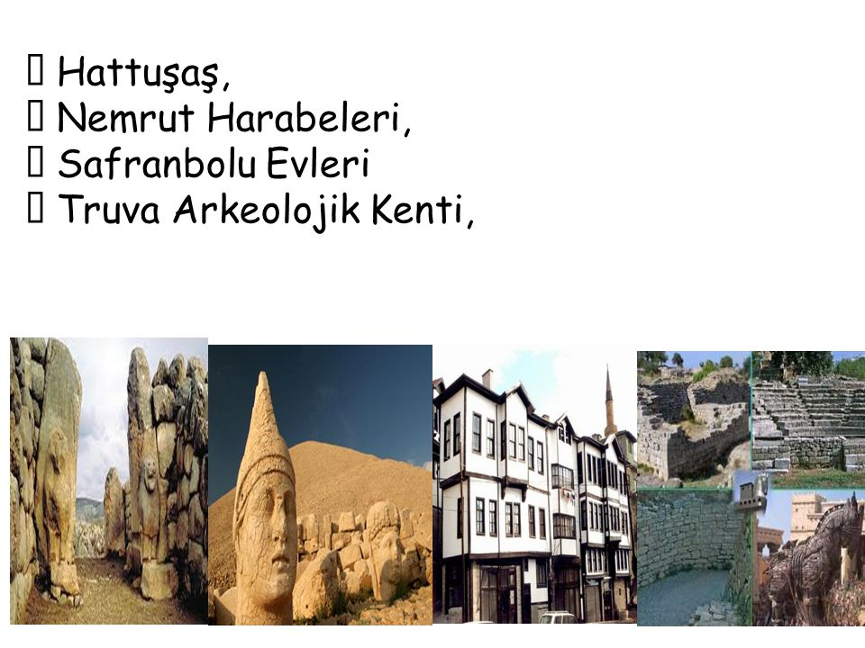 Truva Arkeolojik Kenti,
