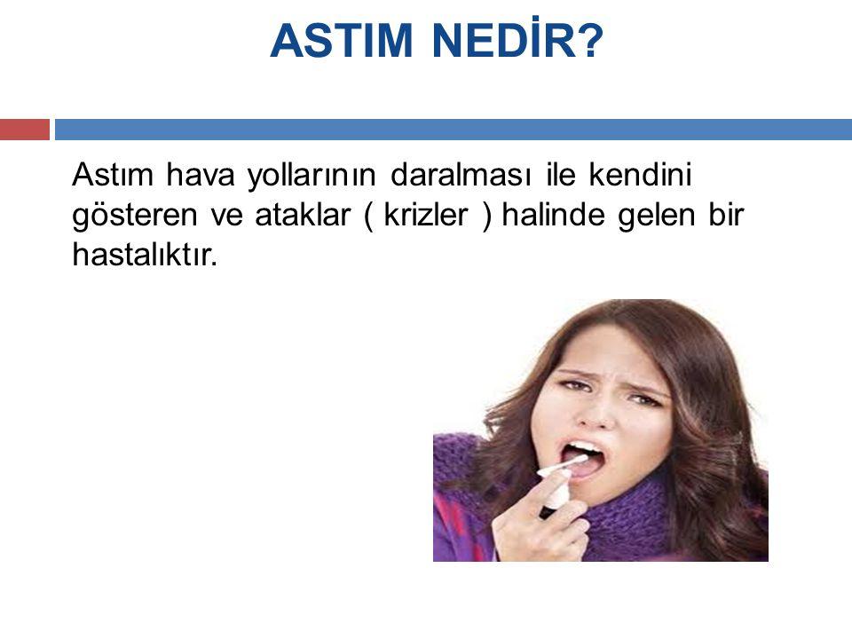 ASTIM NEDİR.