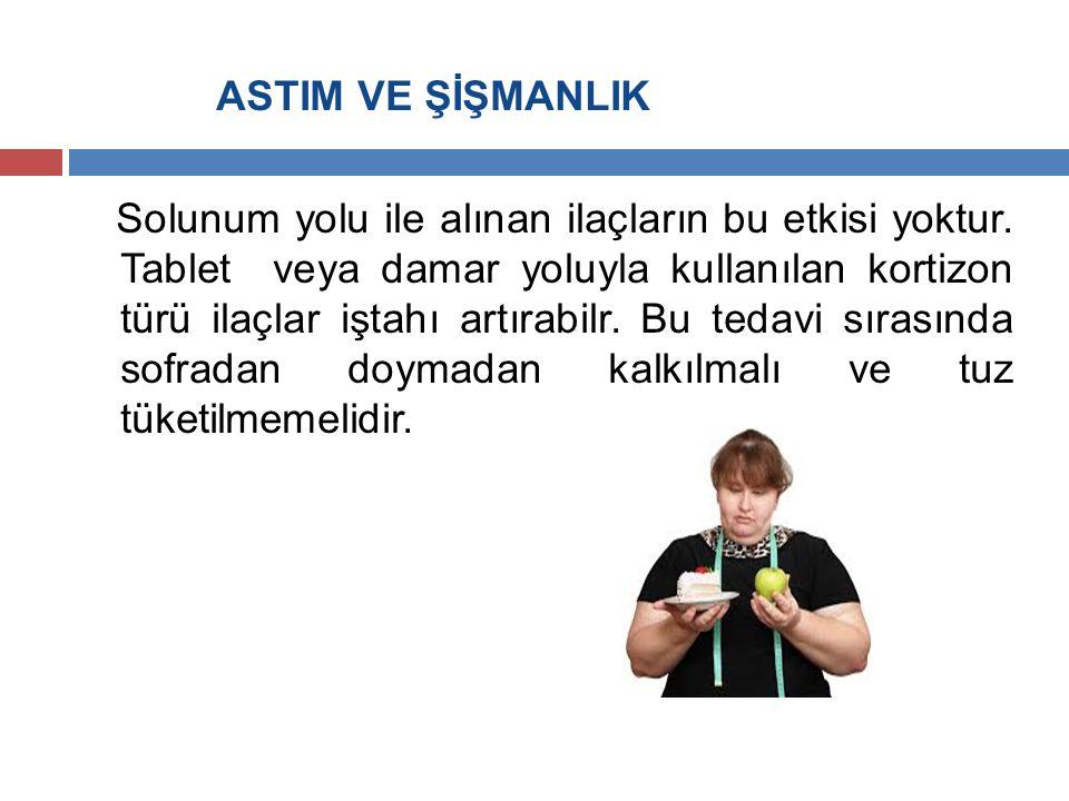 ASTIM VE ŞİŞMANLIK