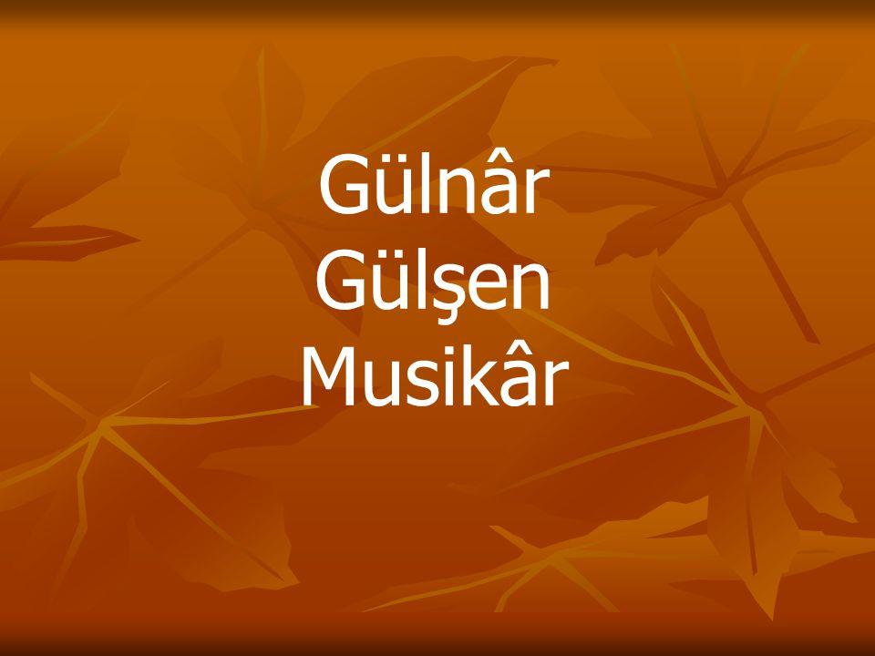 Gülnâr Gülşen Musikâr