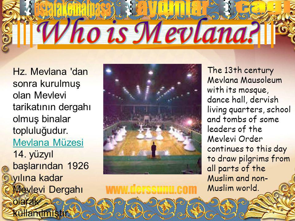 Who is Mevlana