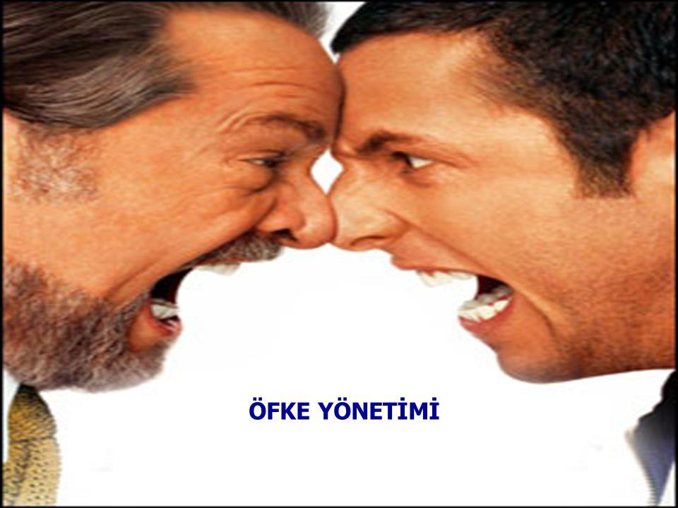 ÖFKE YÖNETİMİ
