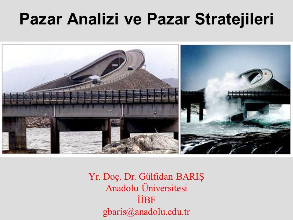 Pazar Analizi ve Pazar Stratejileri