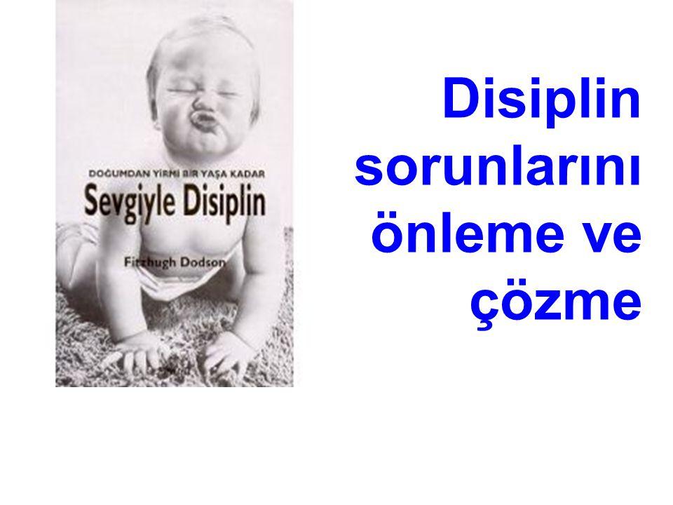 Disiplin sorunlarını önleme ve çözme