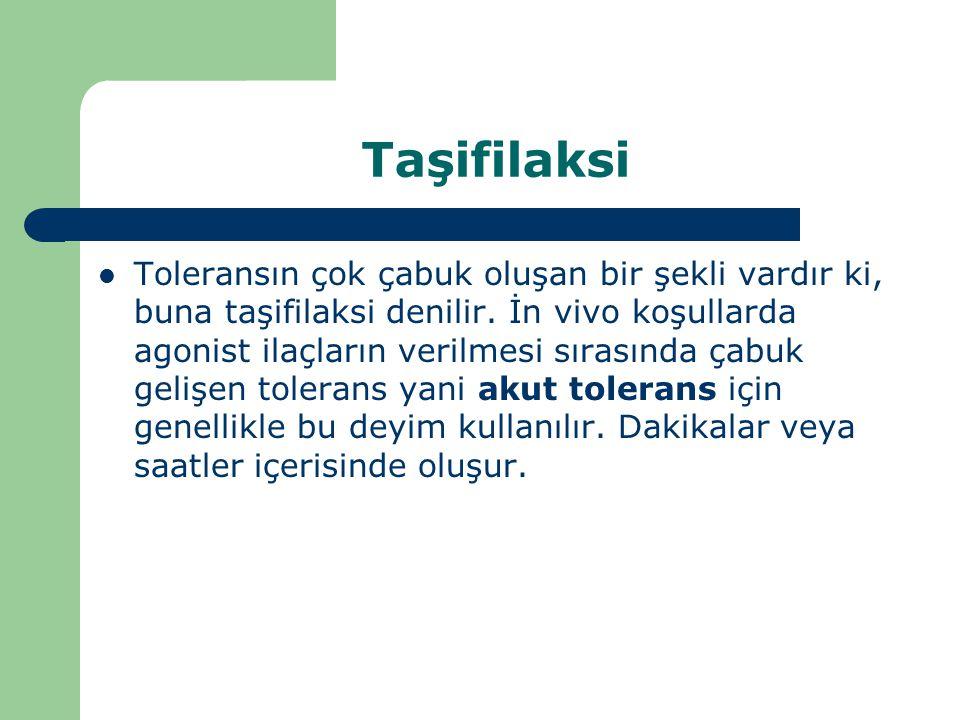 Taşifilaksi