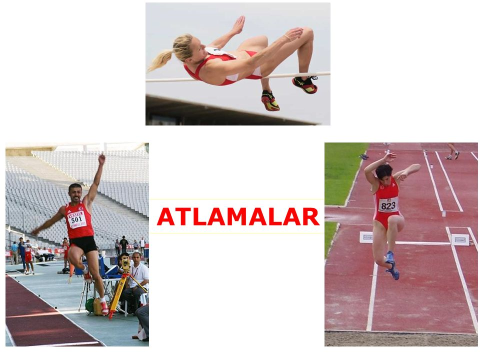 ATLAMALAR