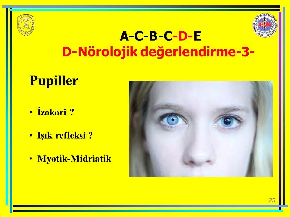 A-C-B-C-D-E D-Nörolojik değerlendirme-3-