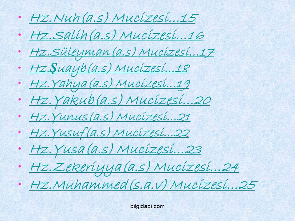 Hz.Salih(a.s) Mucizesi…16