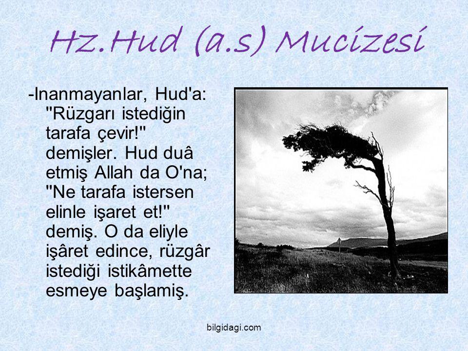 Hz.Hud (a.s) Mucizesi