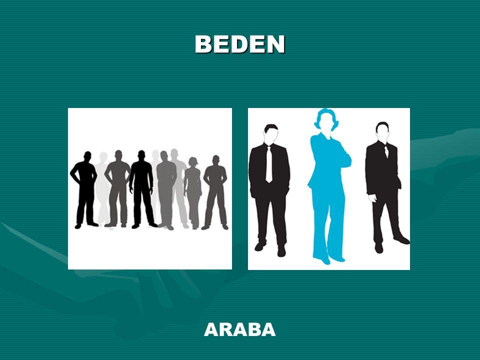 BEDEN ARABA