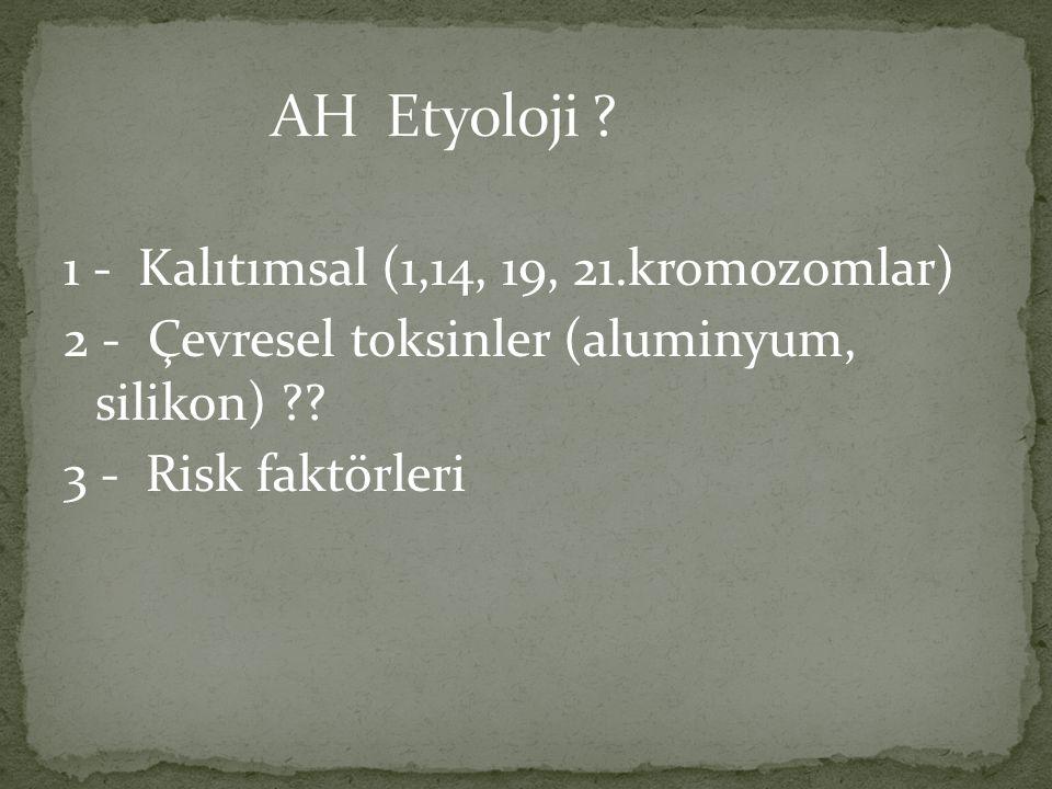 AH Etyoloji .
