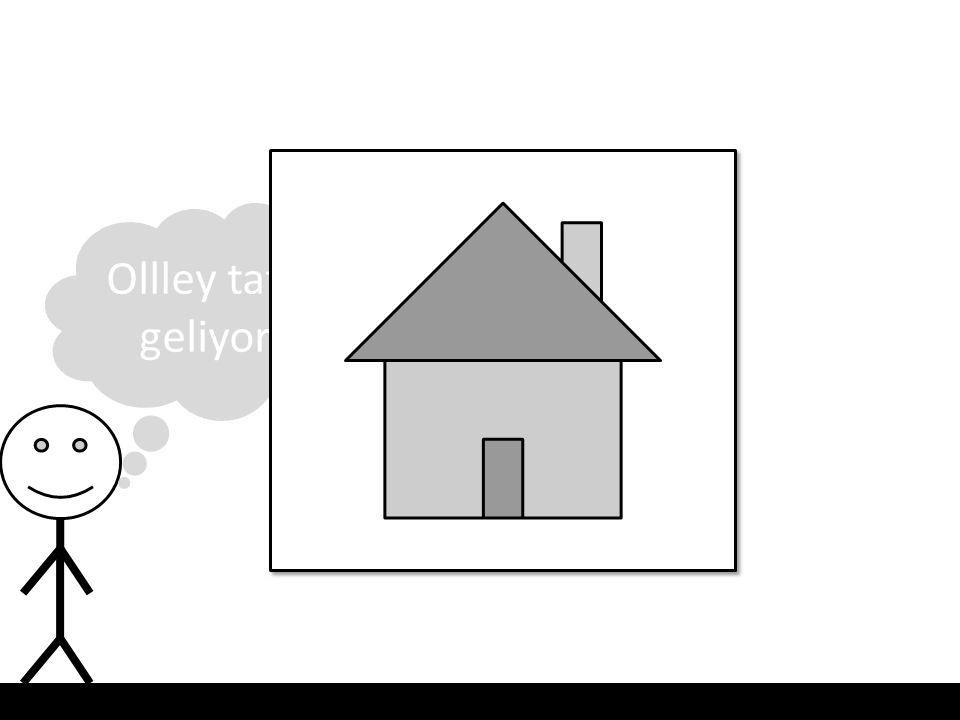 Ollley tatil geliyor