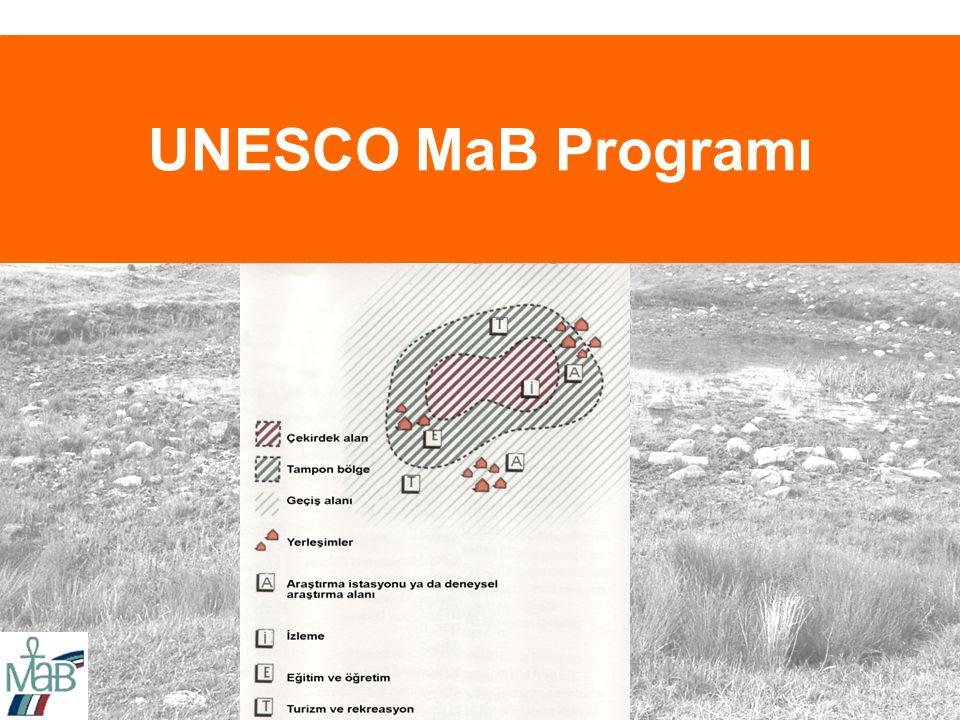 UNESCO MaB Programı