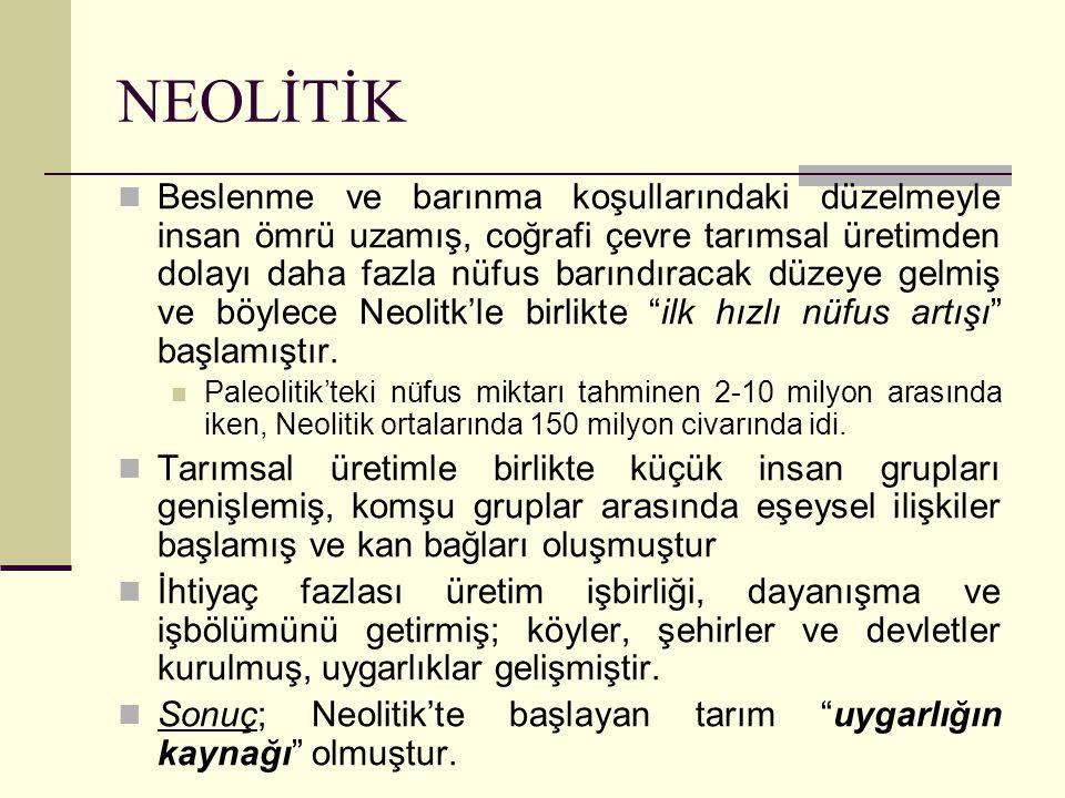 NEOLİTİK