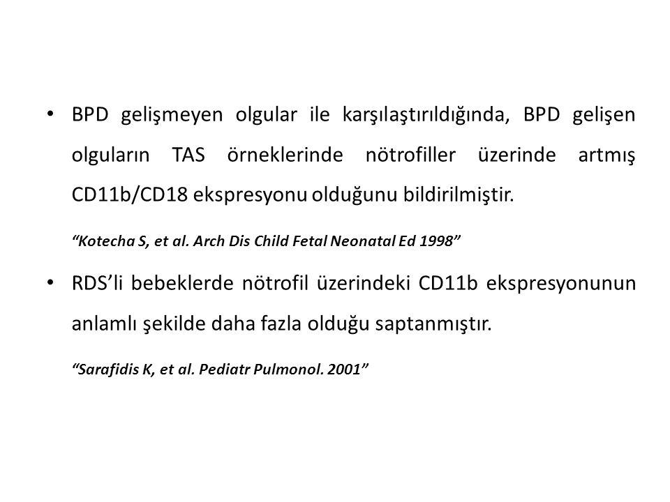 Kotecha S, et al. Arch Dis Child Fetal Neonatal Ed 1998