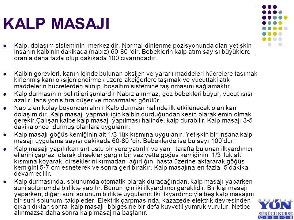 KALP MASAJI