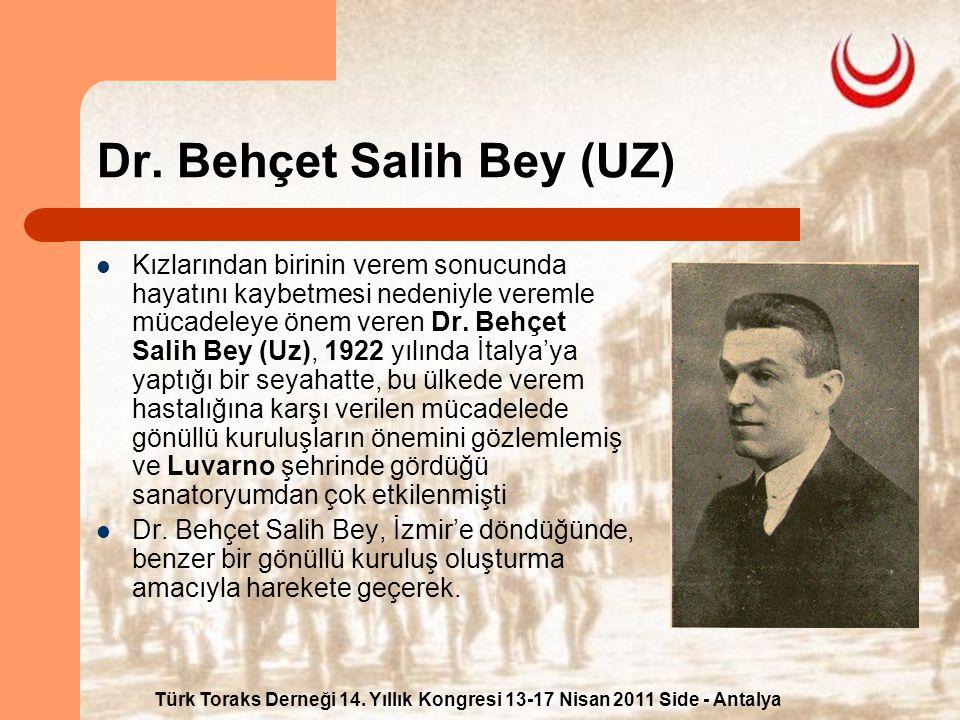 Dr. Behçet Salih Bey (UZ)