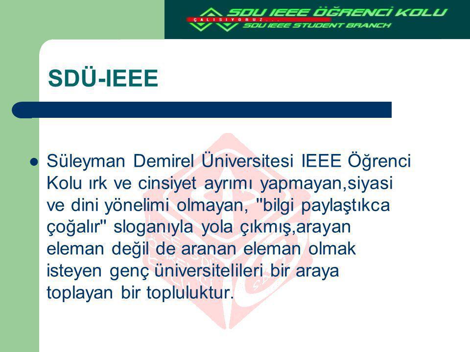 SDÜ-IEEE