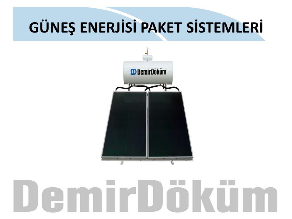 GÜNEŞ ENERJİSİ PAKET SİSTEMLERİ