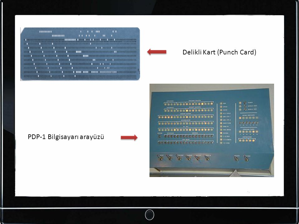 Delikli Kart (Punch Card)