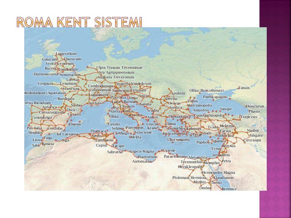 Roma Kent Sistemi