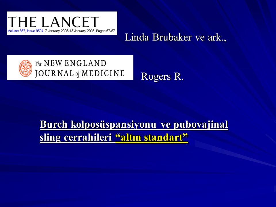 Linda Brubaker ve ark., Rogers R.