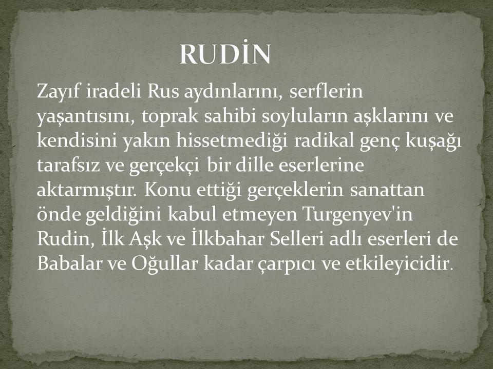 RUDİN