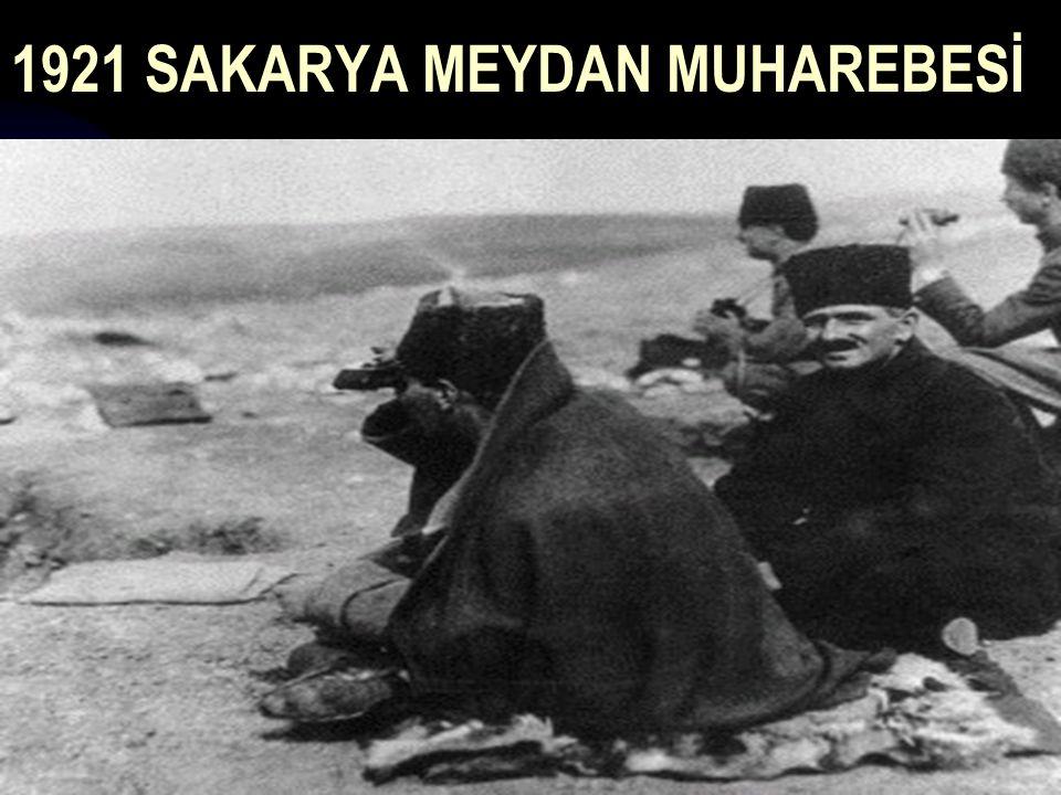 1921 SAKARYA MEYDAN MUHAREBESİ