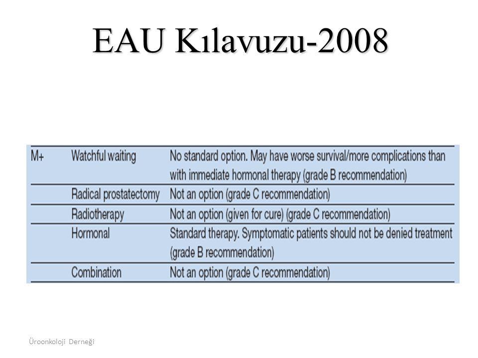 EAU Kılavuzu-2008 Üroonkoloji Derneği jjj