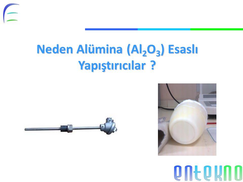 Neden Alümina (Al2O3) Esaslı Yapıştırıcılar