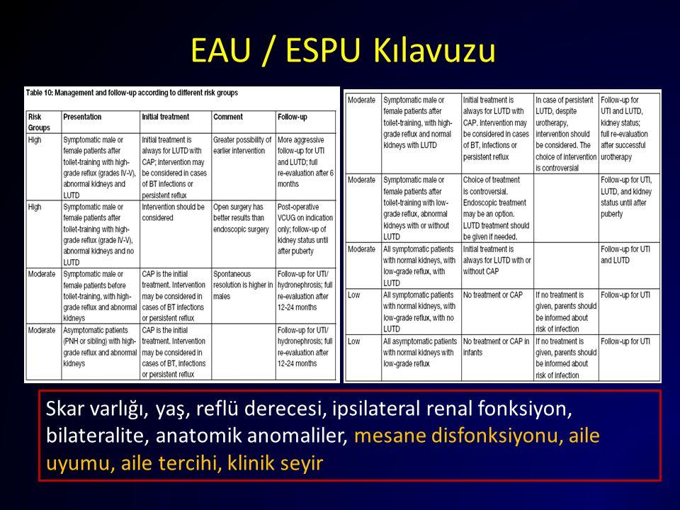 EAU / ESPU Kılavuzu