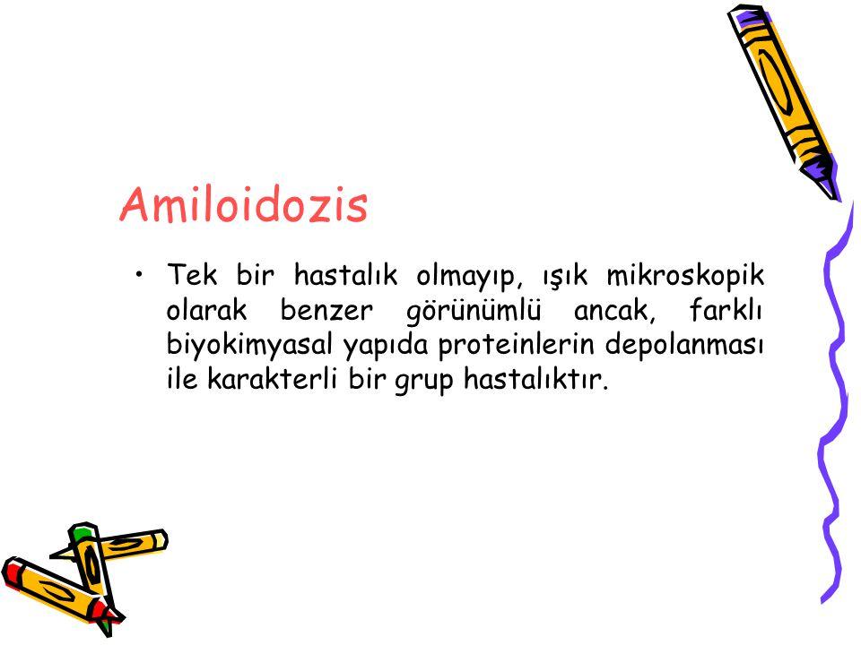 Amiloidozis