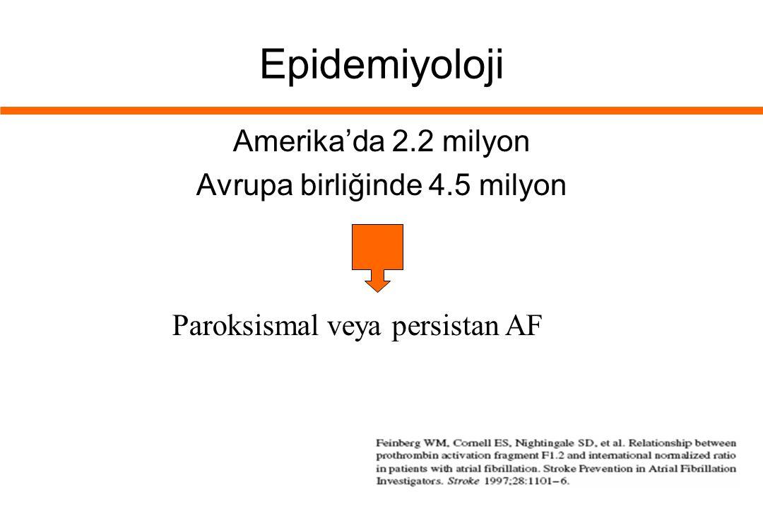 Avrupa birliğinde 4.5 milyon